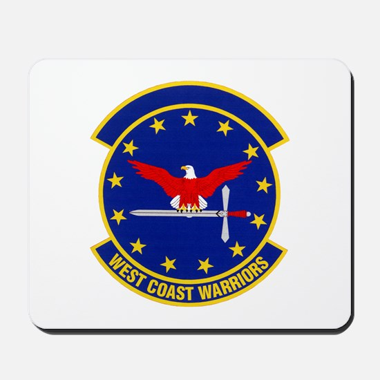 30th Security Police Mousepad