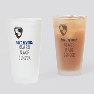 Love Beyond Drinking Glass