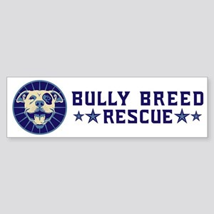 Bully Breed Rescue Sticker (Bumper)