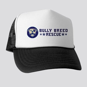 Bully Breed Rescue Trucker Hat