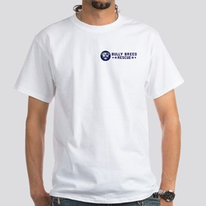 Bully Breed Rescue White T-Shirt