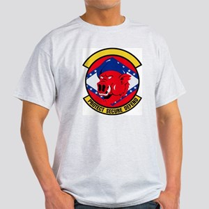 188th Security Police Ash Grey T-Shirt