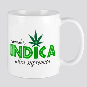 CANNABIS INDICA Mug