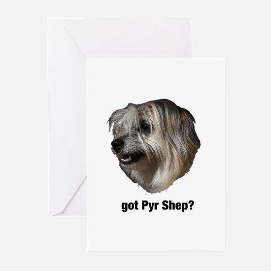 got Pyr Shep? Greeting Cards (Pk of 10)