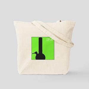 Ipot Pipe Tote Bag
