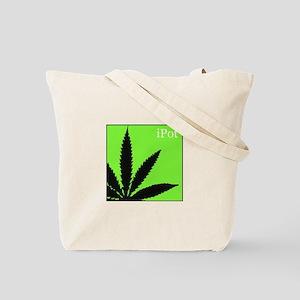 Ipot Leaf Tote Bag