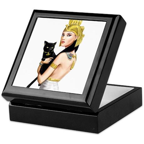 Cleopatra Keepsake Box