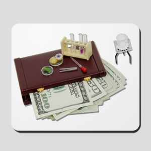 Business Research Funds Mousepad