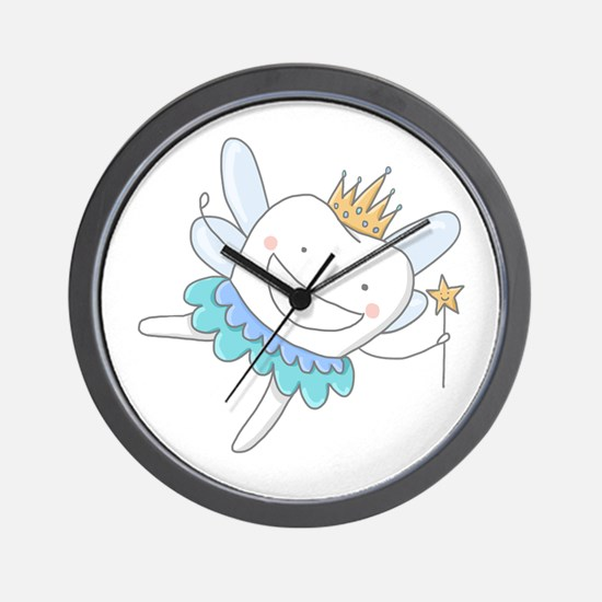 Tooth Fairy - Wall Clock