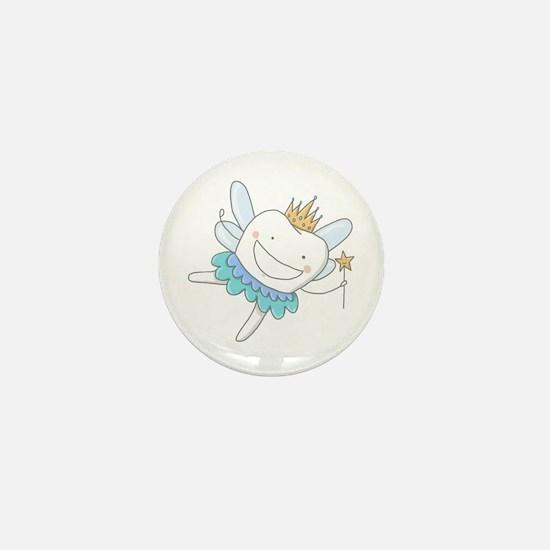Tooth Fairy - Mini Button