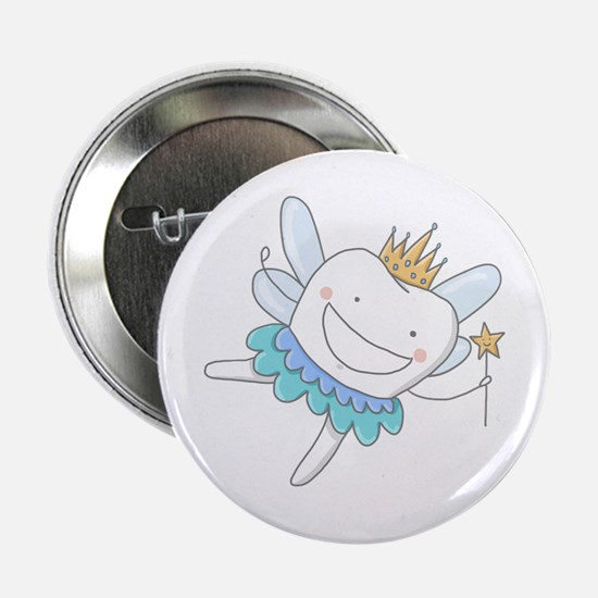 """Tooth Fairy - 2.25"""" Button"""