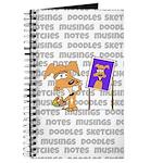 Fuzzbucket Journal/sketch Pad