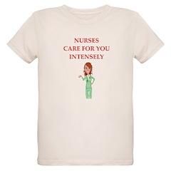 funny nurses joke T-Shirt