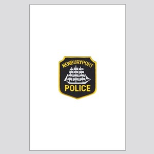 Newburyport Police Large Poster