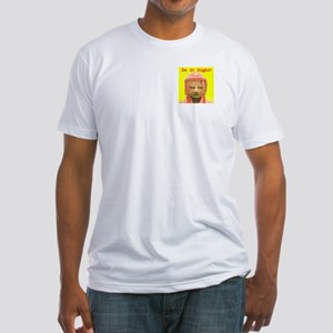 """""""Do it Right!"""" Fitted T-Shirt"""