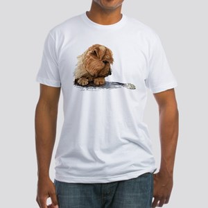 Norfolk and Frog Fitted T-Shirt