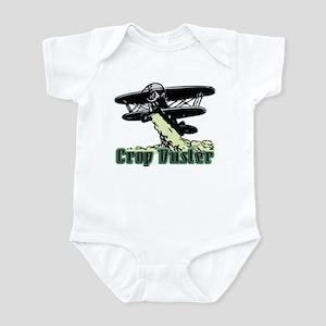 Crop Duster Infant Bodysuit