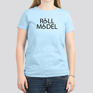 roll_model__cap T-Shirt