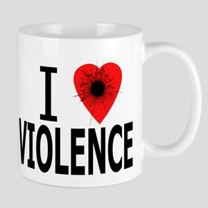 iHeartViolence Mugs