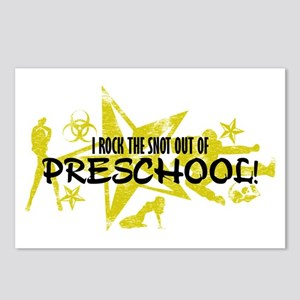 I ROCK THE SNOT - PRESCHOOL Postcards (Package of