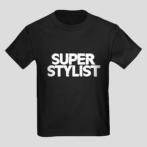 Super Stylist - White T-Shirt