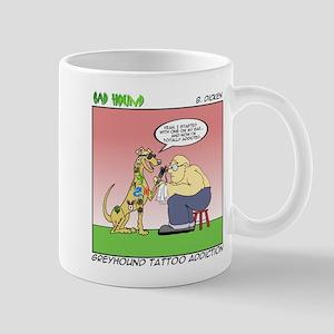 Bad Hound Mug