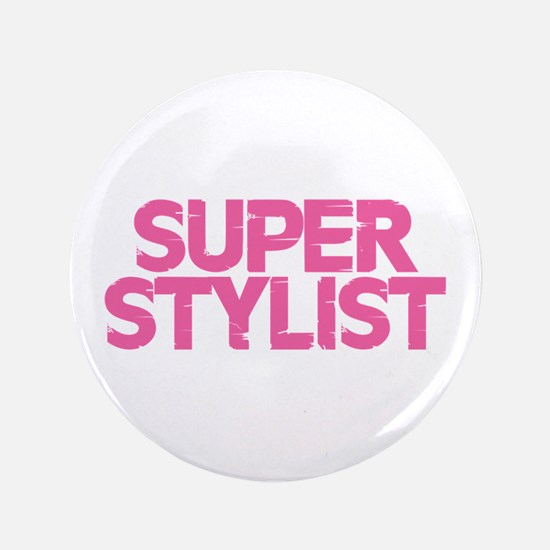 Super Stylist - Pink Button