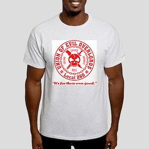'Tude: Ash Grey T-Shirt