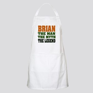 BRIAN - The Legend BBQ Apron