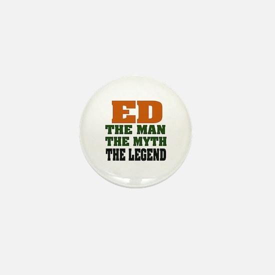 ED - The Legend Mini Button