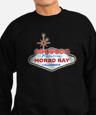 Fabulous Morro Bay Sweatshirt (dark)