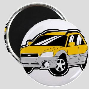 Baja Yellow Magnet