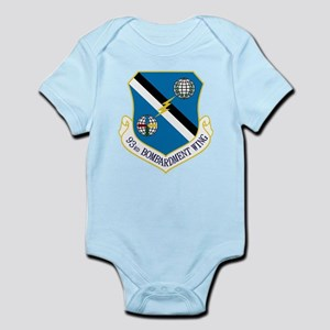 93rd Bomb Wing Infant Bodysuit