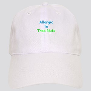 Allergic To Tree Nuts Cap