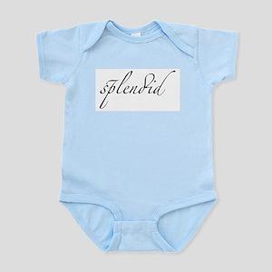 """""""Splendid"""" Infant Bodysuit"""