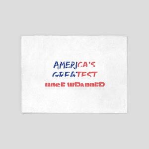 America's Greatest Hose Wrapper 5'x7'Area Rug