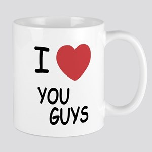 I heart you guys Mug