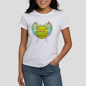 Tribal softball Women's T-Shirt