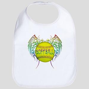 Tribal softball Bib