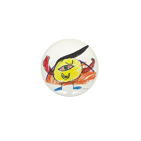 Super Eyeball Man button