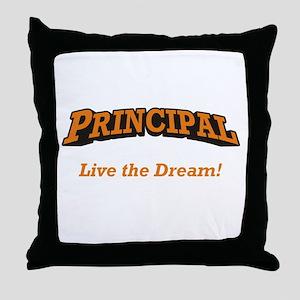 Principal / Dream Throw Pillow