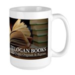 Logan Books mug