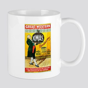 Vintage Great Western Railway Mug