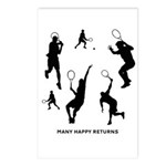 Many Happy Returns Postcards (package Of 8)