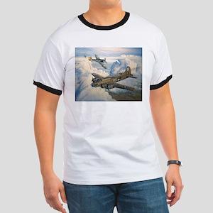 B-17 Shack Rabbit Ringer T