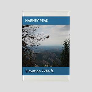 Harney Peak Rectangle Magnet