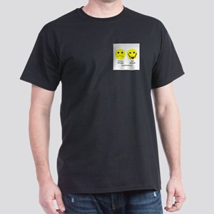 Any Questions Black T-Shirt