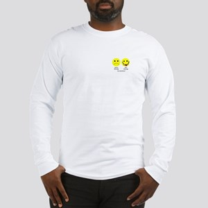 Any Questions Long Sleeve T-Shirt