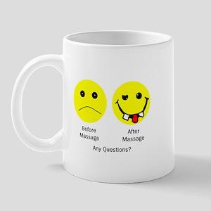 Any Questions Mug