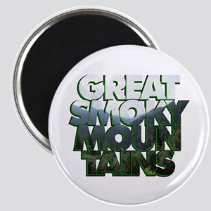 Great Smoky Mountains Magnet